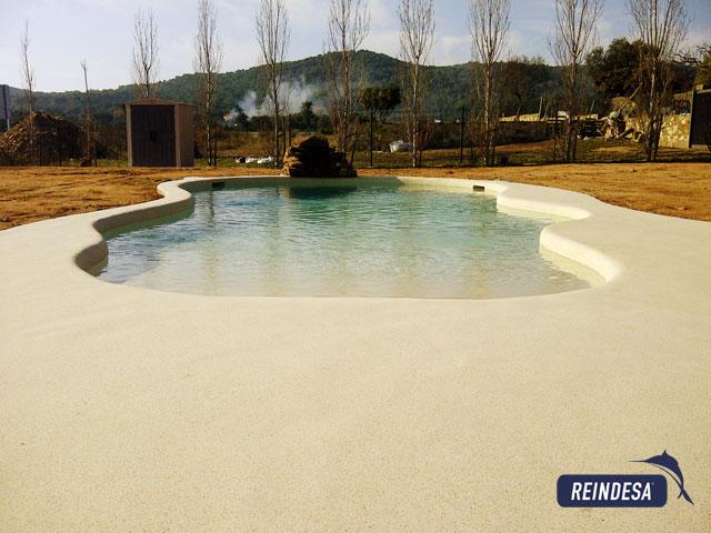 Piscina de arena - Precio piscinas de arena ...