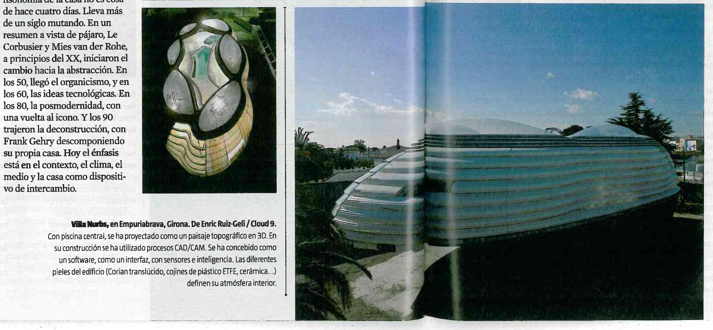 Reindesa en el magazine de la vanguardia for Software diseno piscinas