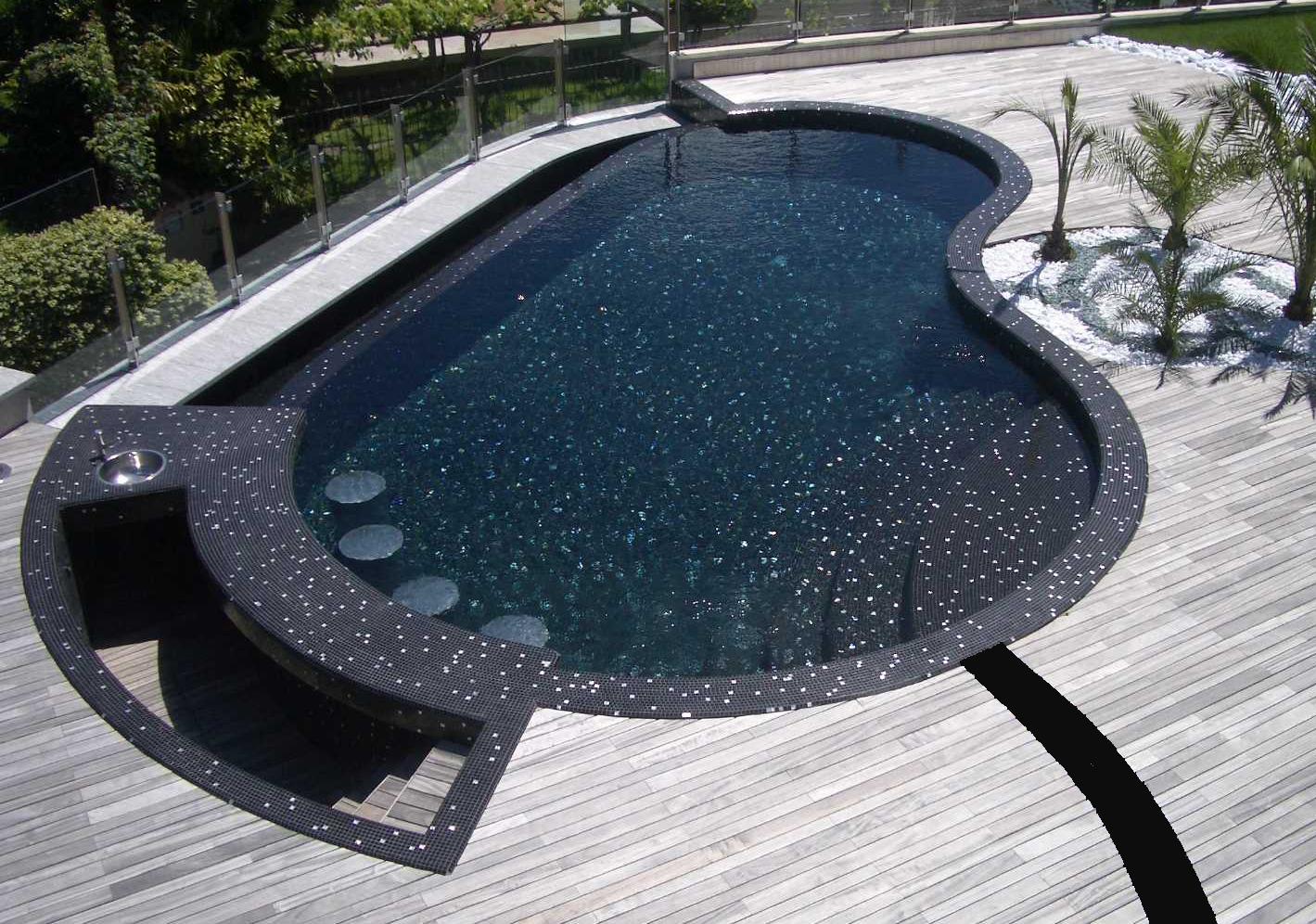 Gresite reindesa mantenimiento de piscinas - Gresite piscinas colores ...