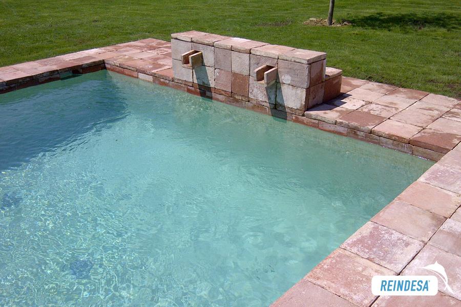 Dise o reindesa mantenimiento de piscinas for Diseno de piscinas pdf