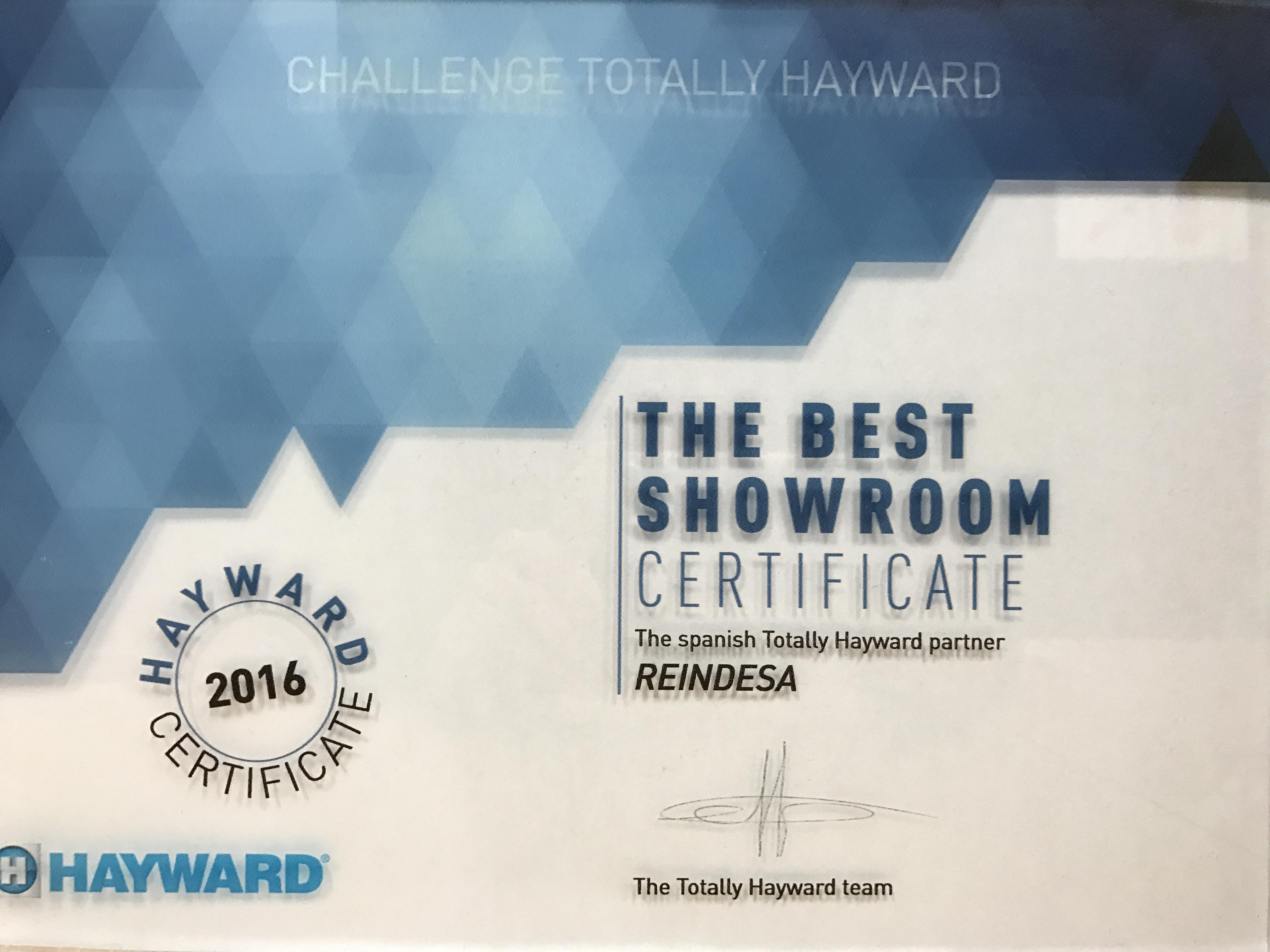 Premio Hayward - Reindesa Vilassar de Mar