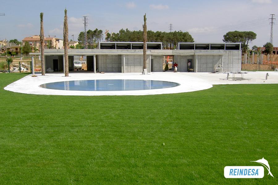 Reindesa piscinas p blicas for Piscina la selva