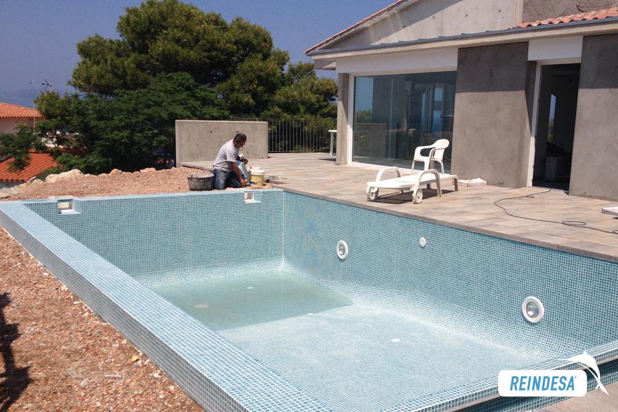 reindesa piscina privada cala montg l 39 escala